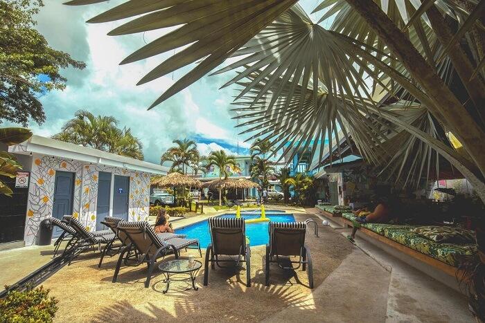 hoteles en arenal costa rica