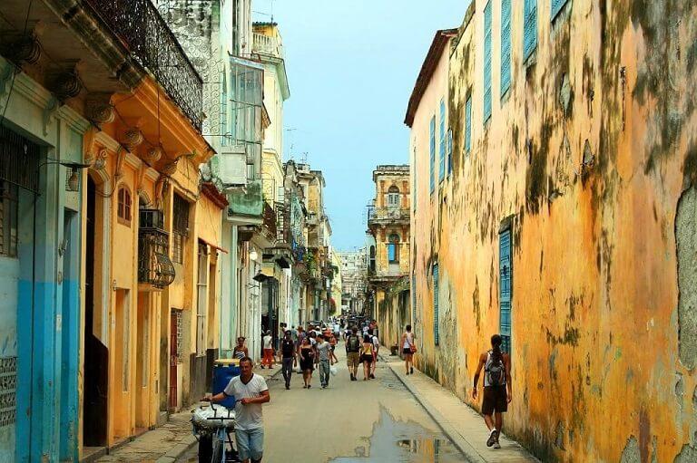 viajar a cuba blog
