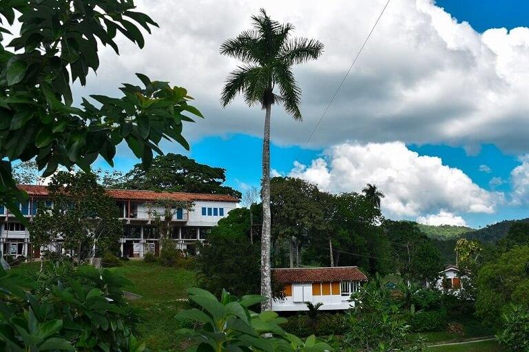 las terrazas en cuba